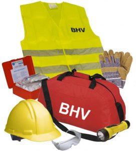 BHV materiaal